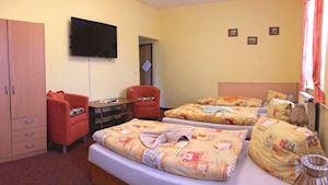 Pokoj v 1. patře