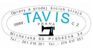 Tavis - šicí stroje Praha 4
