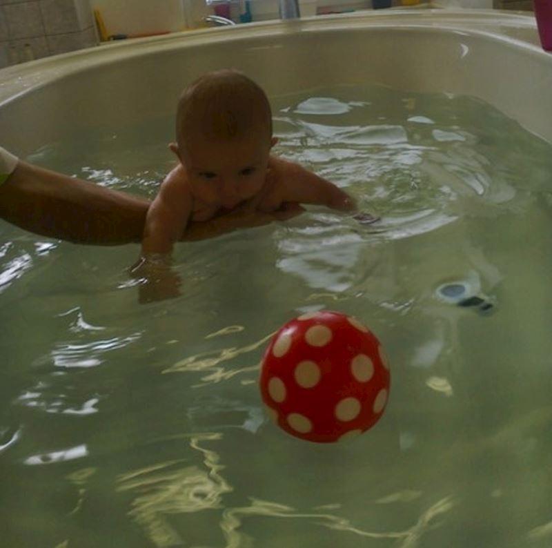 Plavání dětí - Baby Club - Jitka Slivečková - Uherské Hradiště - fotografie 3/15