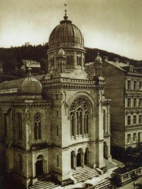Židovská obec Karlovy Vary - fotografie 1/3