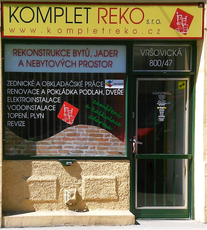 Komplet Reko, s.r.o. - fotografie 1/15