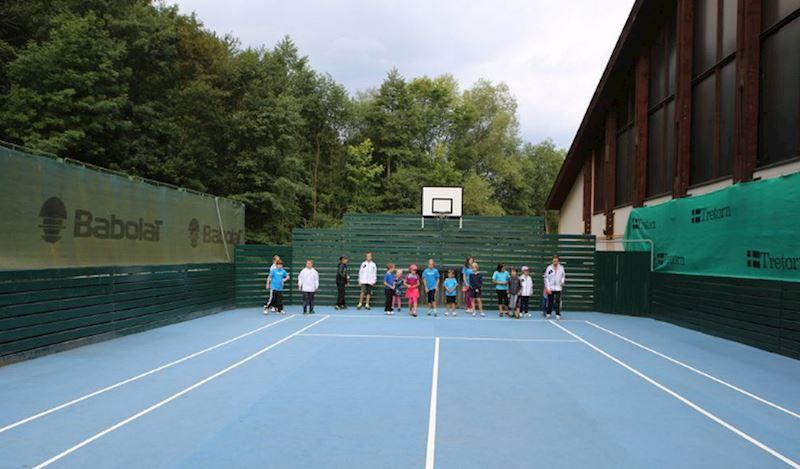 Tenis - Centrum Český Krumlov - fotografie 9/15