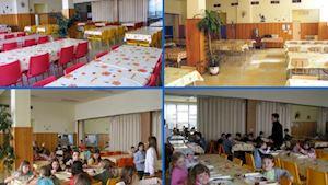 Školní jídelna Mělník - výdejna Cukrovarská