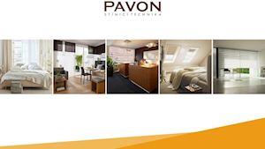 Pavon - Domov ve vašem bytě