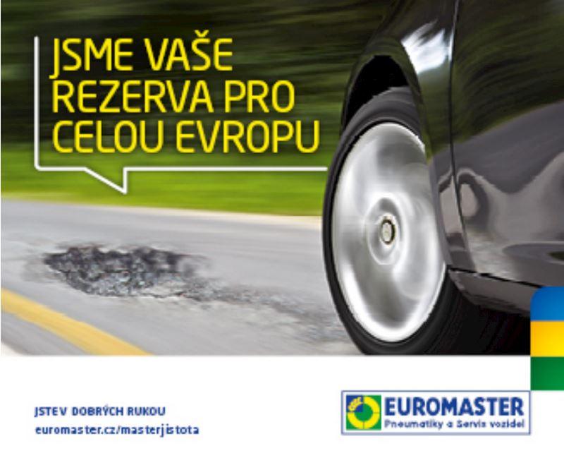 Euromaster Česká republika, s.r.o. (kanceláře vedení) | Pneumatiky a servis vozidel - fotografie 1/4