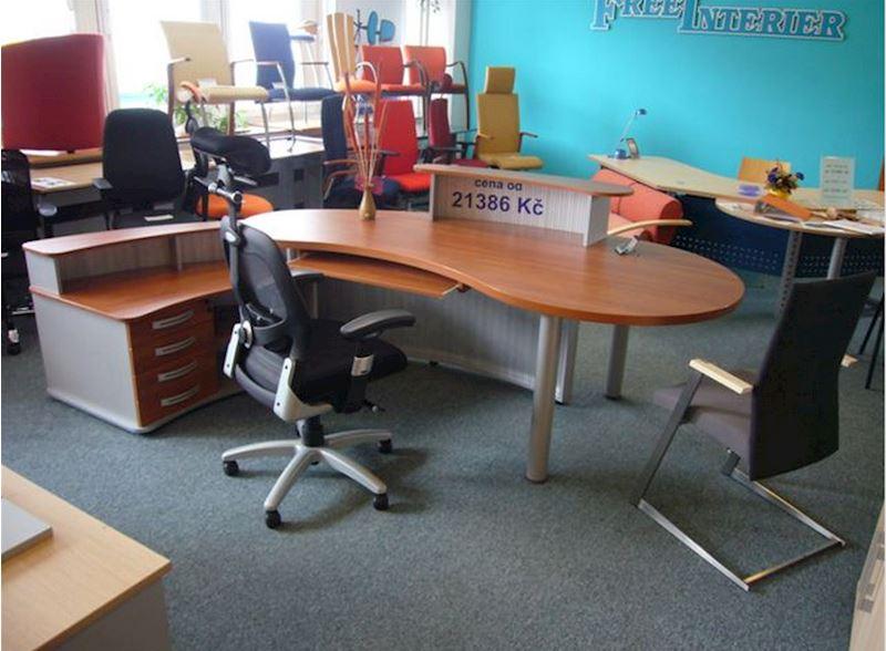 Manažerský stůl PRESTIGE