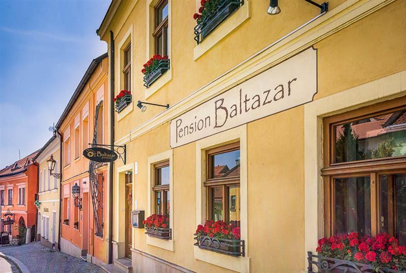 Pension Baltazar Mikulov*** - fotografie 12/15