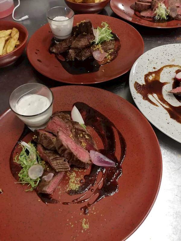 Steaky na Luteně