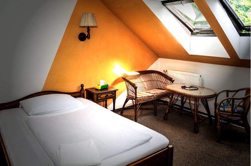 Hotel*** a lesní restaurant Lipovka - fotografie 12/15