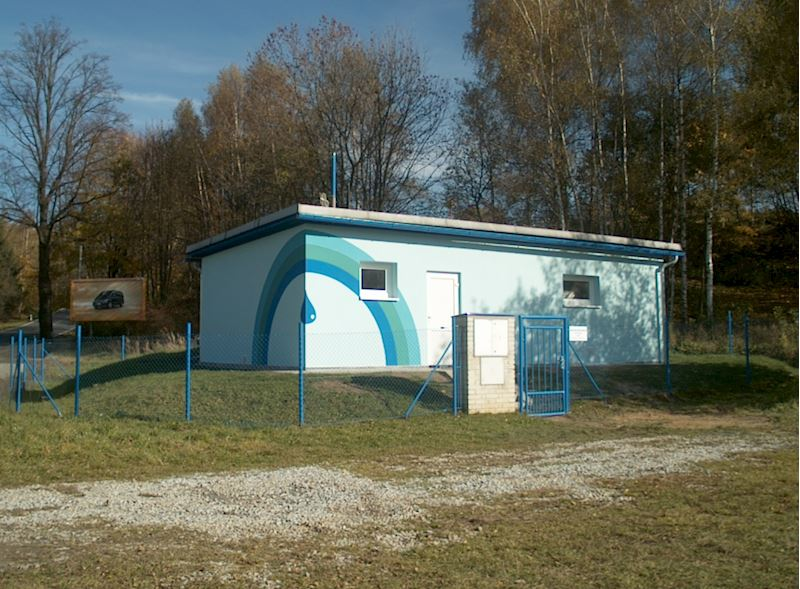 VODAK Humpolec, s.r.o. - Středisko Pacov - fotografie 8/10