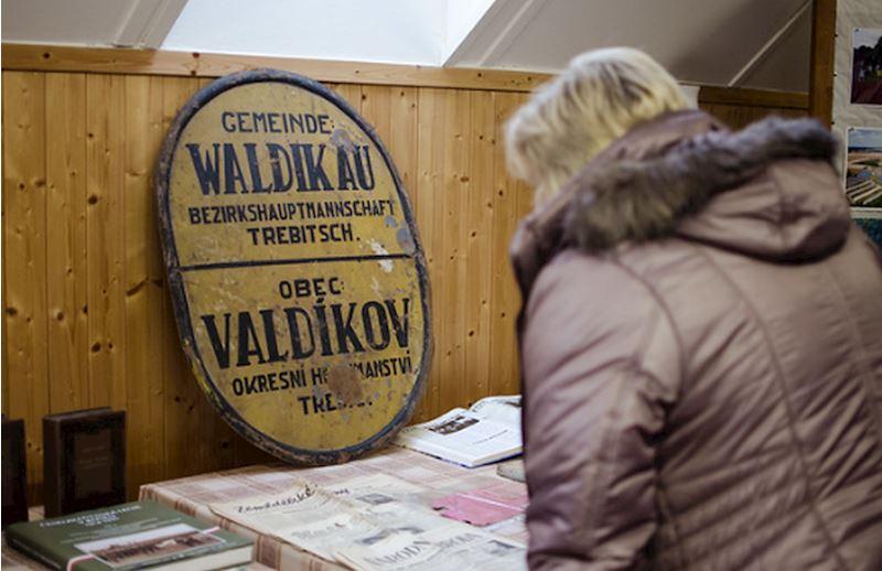 Valdíkov - obecní úřad - fotografie 11/11