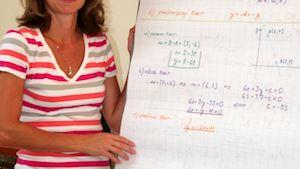Ing. Markéta Čiperová - soukromá učitelka matematiky - profilová fotografie