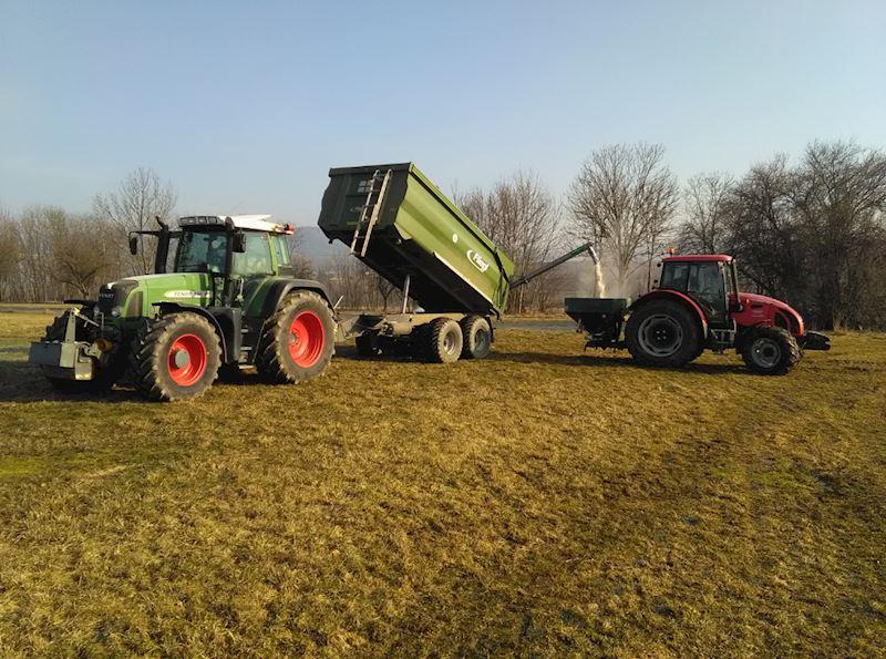 Zemědělská společnost Kosova Hora, a.s. - zemědělská výroba - fotografie 7/20