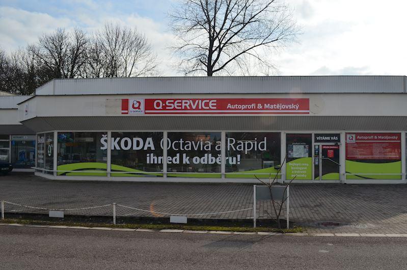 Q-SERVICE Autoprofi & Matějovský, s.r.o. - fotografie 2/5