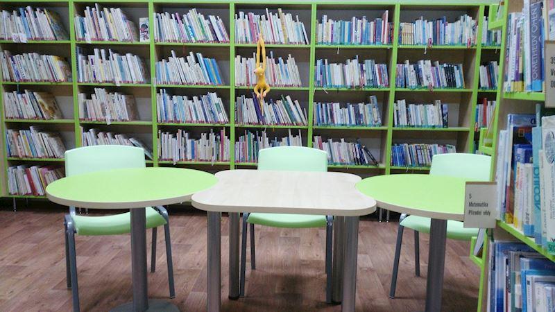 Knihovna - dětské oddělení