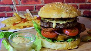 "200g Burger ""Classic"""