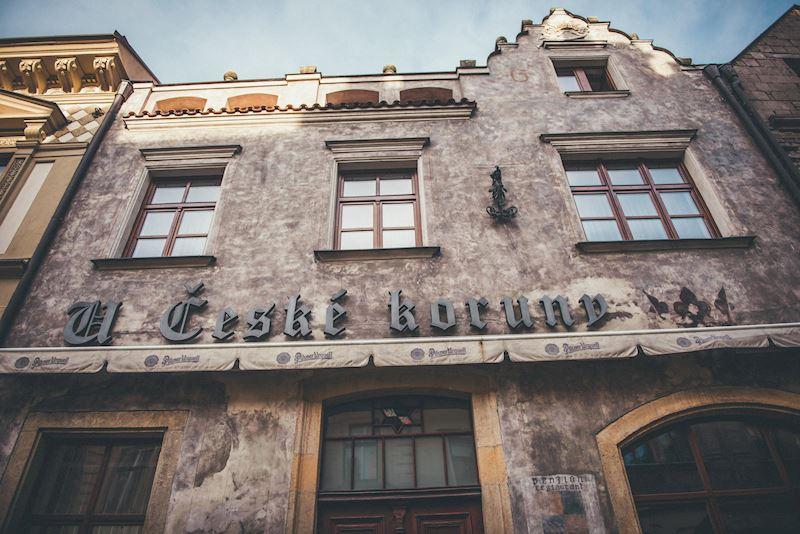 Hotel U České koruny - fotografie 1/15