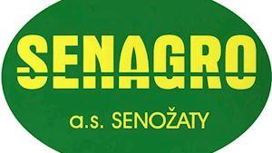 SENAGRO a.s. - zemědělská výroba Senožaty