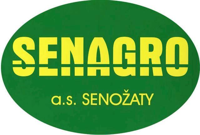 SENAGRO a.s. - zemědělská výroba Senožaty - fotografie 1/1