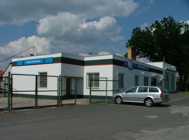 Jana Vránová - Auto Service Bosch Car Servis - fotografie 1/1