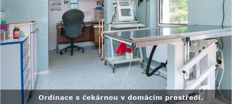 Janovský Vladimír MVDr. - veterinární ordinace - fotografie 2/3