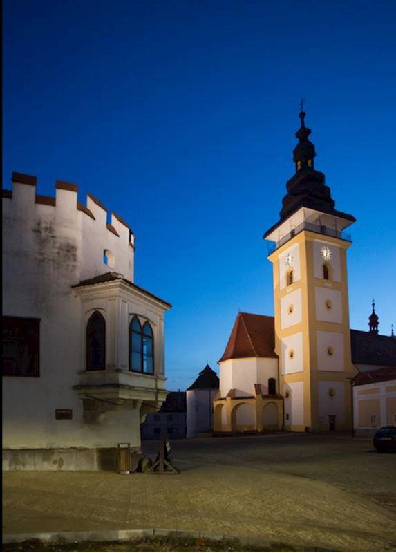 Moravské Budějovice - městský úřad - fotografie 10/15
