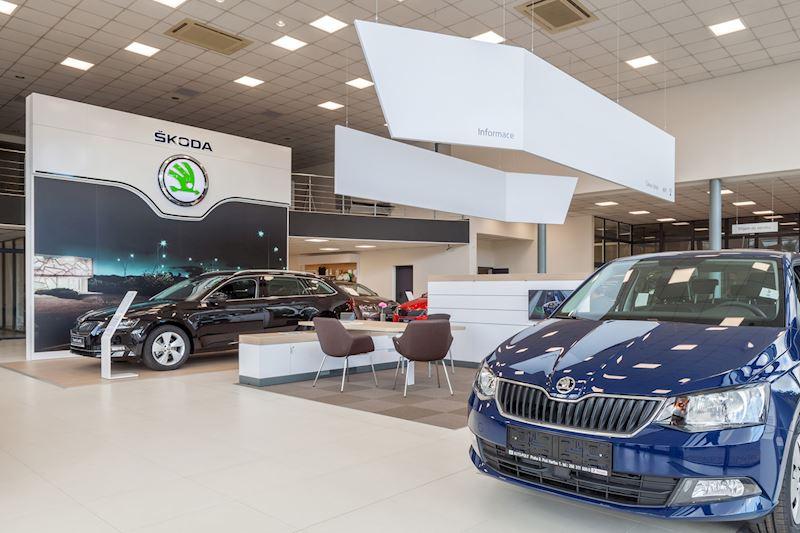 Auto - Poly spol. s r.o. - autorizovaný prodej a servis vozů Škoda a VW užitkové - fotografie 9/9