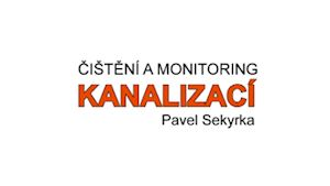Čištění a údržba kanalizací - Pavel Sekyrka
