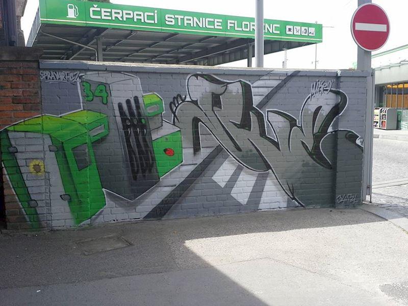 Čerpací stanice Florenc - fotografie 7/19