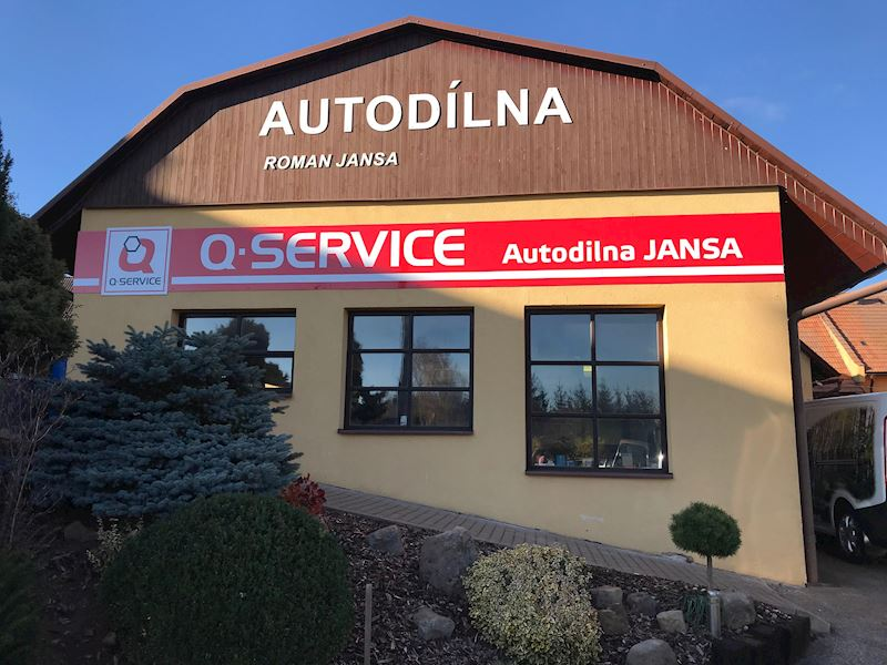 Q-SERVICE Autodílna Jansa - fotografie 4/5