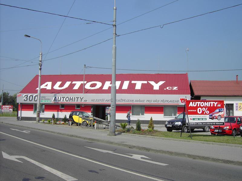 Autobazar Ostrava