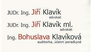 Ing. Bohuslava Klavíková - Daňové poradenství.