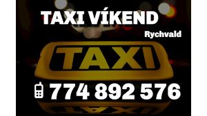 Taxi Rychvald - Robin Škorupa