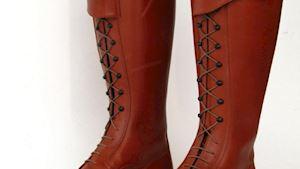 Boots – to jsou boty, žádné polobotky