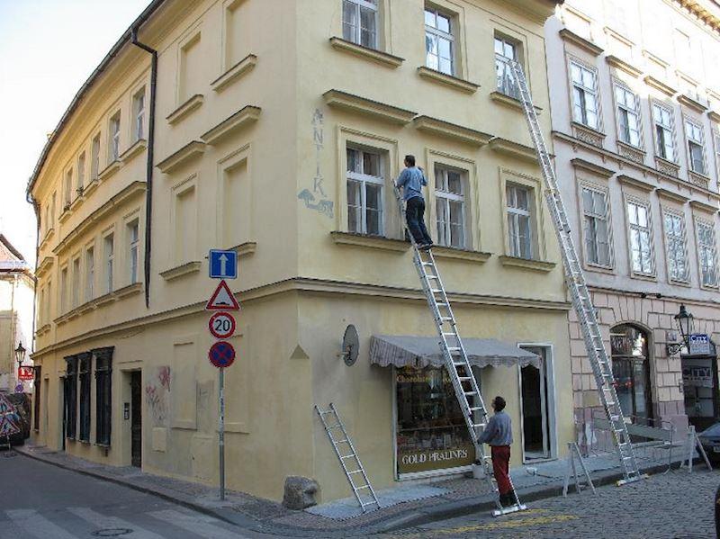 Miroslav Jelínek - výškové a stavební práce Praha - fotografie 10/10