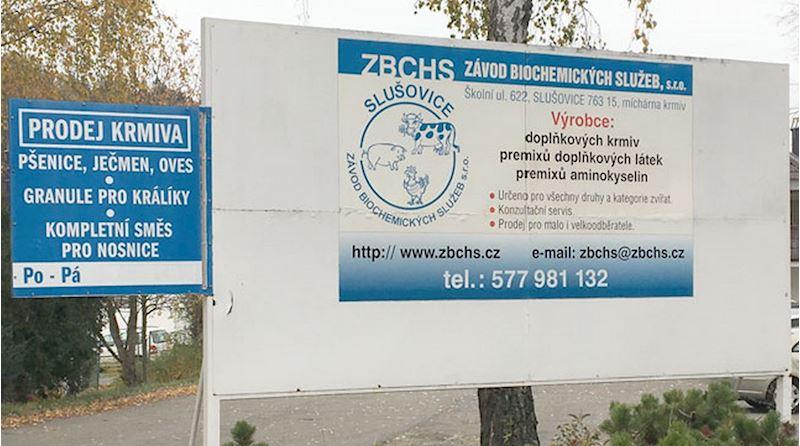 ZÁVOD BIOCHEMICKÝCH SLUŽEB s.r.o. - fotografie 4/5