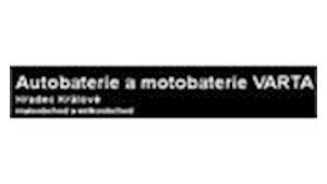 Prodejna autobateriíí a motobateriíí VARTA