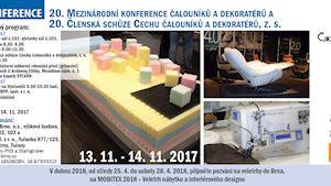 Mezinárodní konference čalouníků a dekoratérů